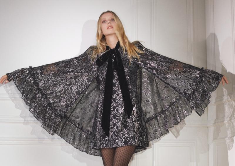 sRGB Illona 8 H&M hợp tác với The Vampire's Wife: Một bộ sưu tập quyến rũ, huyền bí và mạnh mẽ