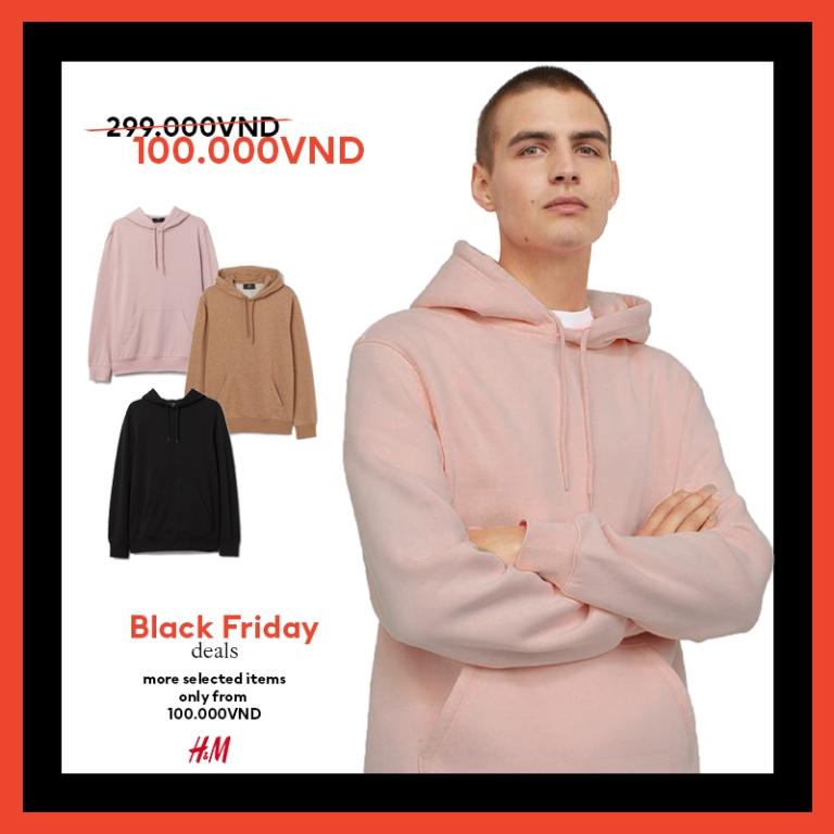 HM thời trang HM Black Friday 4 Bùng nổ ưu đãi cùng H&M trong sự kiện mua sắm Black Friday