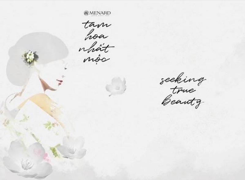 Menard mỹ phẩm Menard 1 Tĩnh và động: Khí chất Samurai trong nữ doanh nhân thời hiện đại