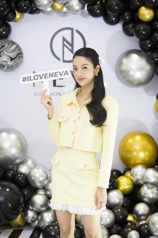 My Duyen Trương Quỳnh Anh, Nguyễn Hồng Nhung hội tụ tại sự kiện Neva