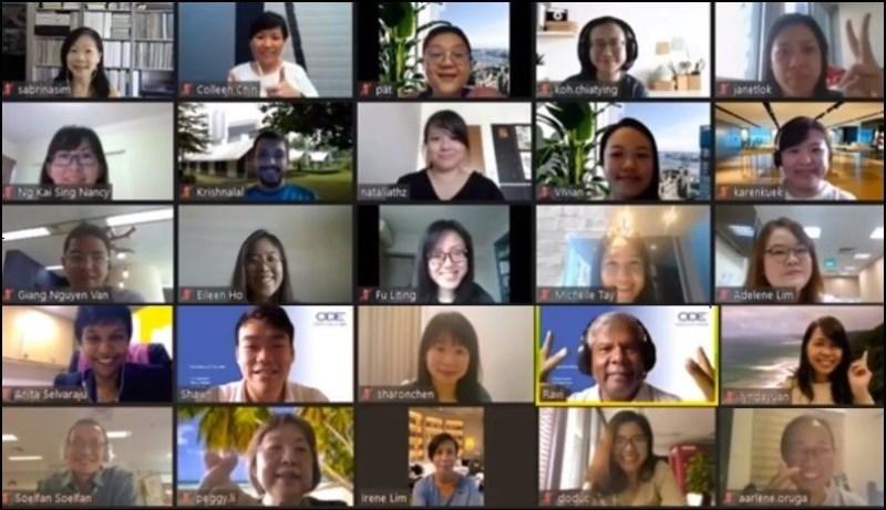The Next 20 CapitaLand ra mắt mô hình kinh doanh The Next 20 nhân kỷ niệm 20 năm thành lập