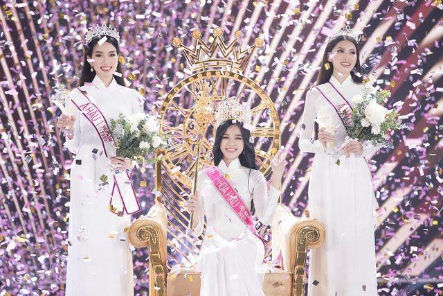 do thi ha dang quang Đỗ Thị Hà đăng quang Hoa hậu Việt Nam 2020