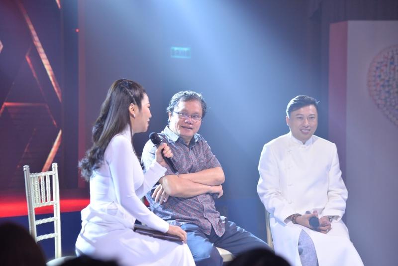 """phòng chống HIVAIDS 1 Đông đảo nghệ sĩ đồng hành cùng đêm hội ngộ """"Cảm xúc 30 năm"""""""
