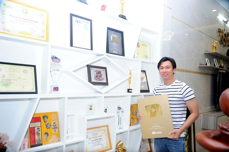 Giải thưởng 2 Không gian sống đơn giản nhưng đầy tinh tế của ca sĩ Hồ Việt Trung