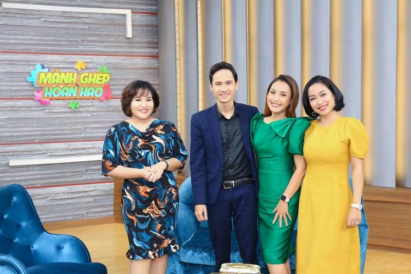 manh ghep hoan hao 3 MC Khánh Ly và nhạc sĩ Đoàn Nhược Quý suýt đổ vỡ vì vợ chồng tiền bạc sòng phẳng