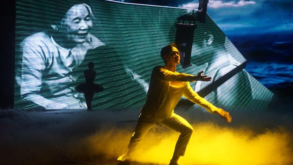 the gioi nuoc 6 Thế giới nước   Show diễn khiến người xem mãn nhãn với hiệu ứng hình ảnh 3D trên sân khấu