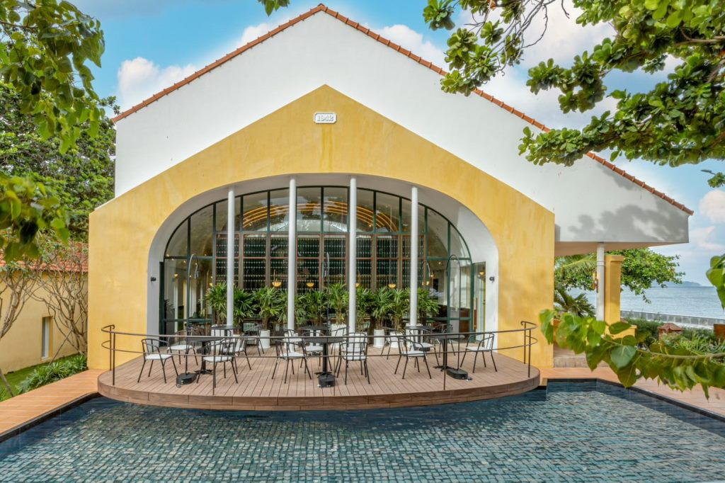 the secret 3 Nhà hàng The Secret: Không gian vàng của ẩm thực Á Đông tại Côn Đảo