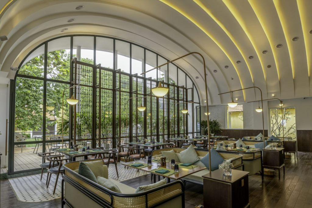 the secret Nhà hàng The Secret: Không gian vàng của ẩm thực Á Đông tại Côn Đảo