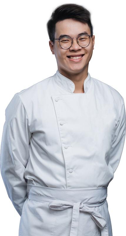Chef Tung Trải nghiệm ẩm thực thượng hạng kết hợp công nghệ in 3D thời thượng trên tàu lửa hạng sang The Vietage