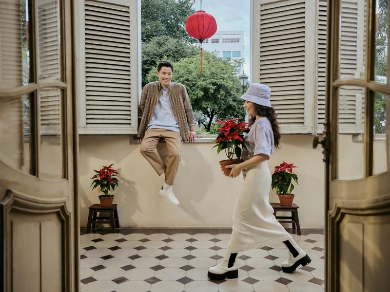 HM 1 H&M chào Tết Tân Sửu với thông điệp tôn vinh giá trị sự khác biệt