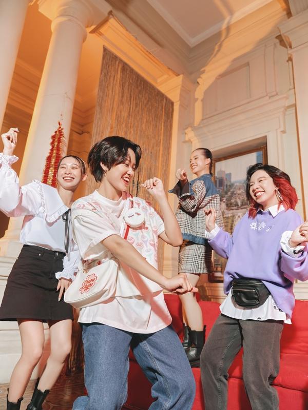 HM 4 H&M chào Tết Tân Sửu với thông điệp tôn vinh giá trị sự khác biệt