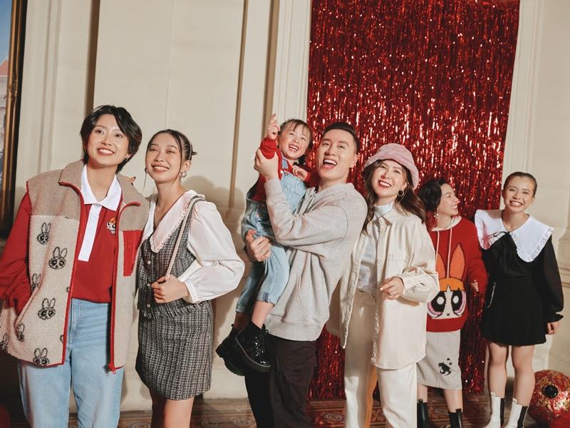HM 5 H&M chào Tết Tân Sửu với thông điệp tôn vinh giá trị sự khác biệt