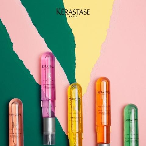 Kerastase Image 1 Phục hồi thần tốc cho những mái tóc khô, hư tổn, rụng, mảnh với Kerastase