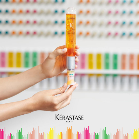 Kerastase Image 2 Phục hồi thần tốc cho những mái tóc khô, hư tổn, rụng, mảnh với Kerastase