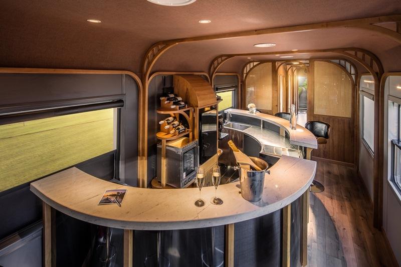 MinorTrain 06.20207134 HDR Trải nghiệm ẩm thực thượng hạng kết hợp công nghệ in 3D thời thượng trên tàu lửa hạng sang The Vietage