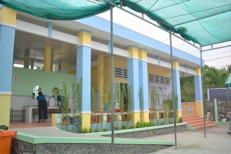 Saigon Children's Charity 4 Saigon Children's Charity khánh thành thêm một ngôi trường mới tại Hậu Giang