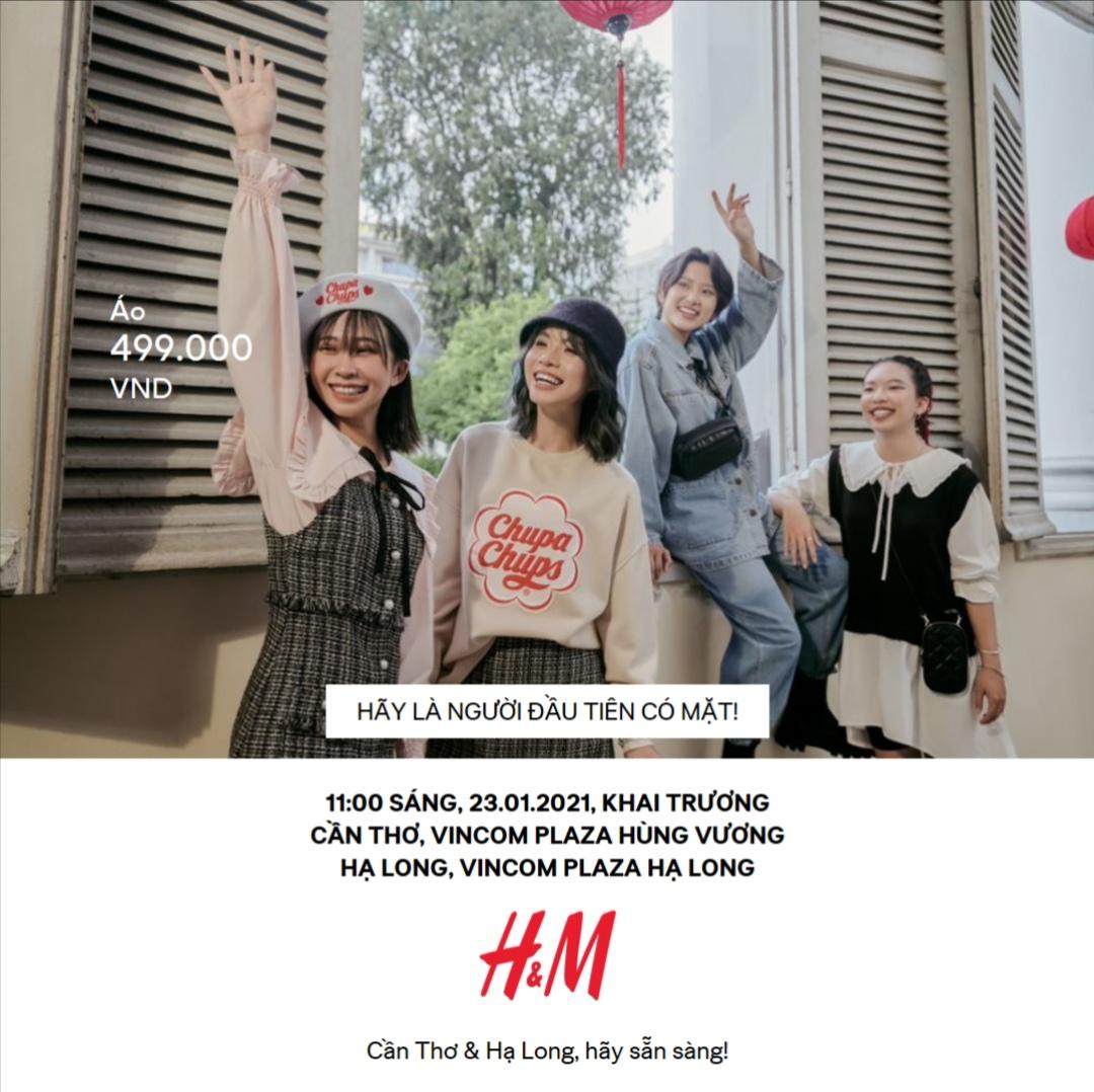 Screenshot 20210112 100456 H&M chào Tết Tân Sửu với 2 cửa hàng mới tại Cần Thơ và Hạ Long