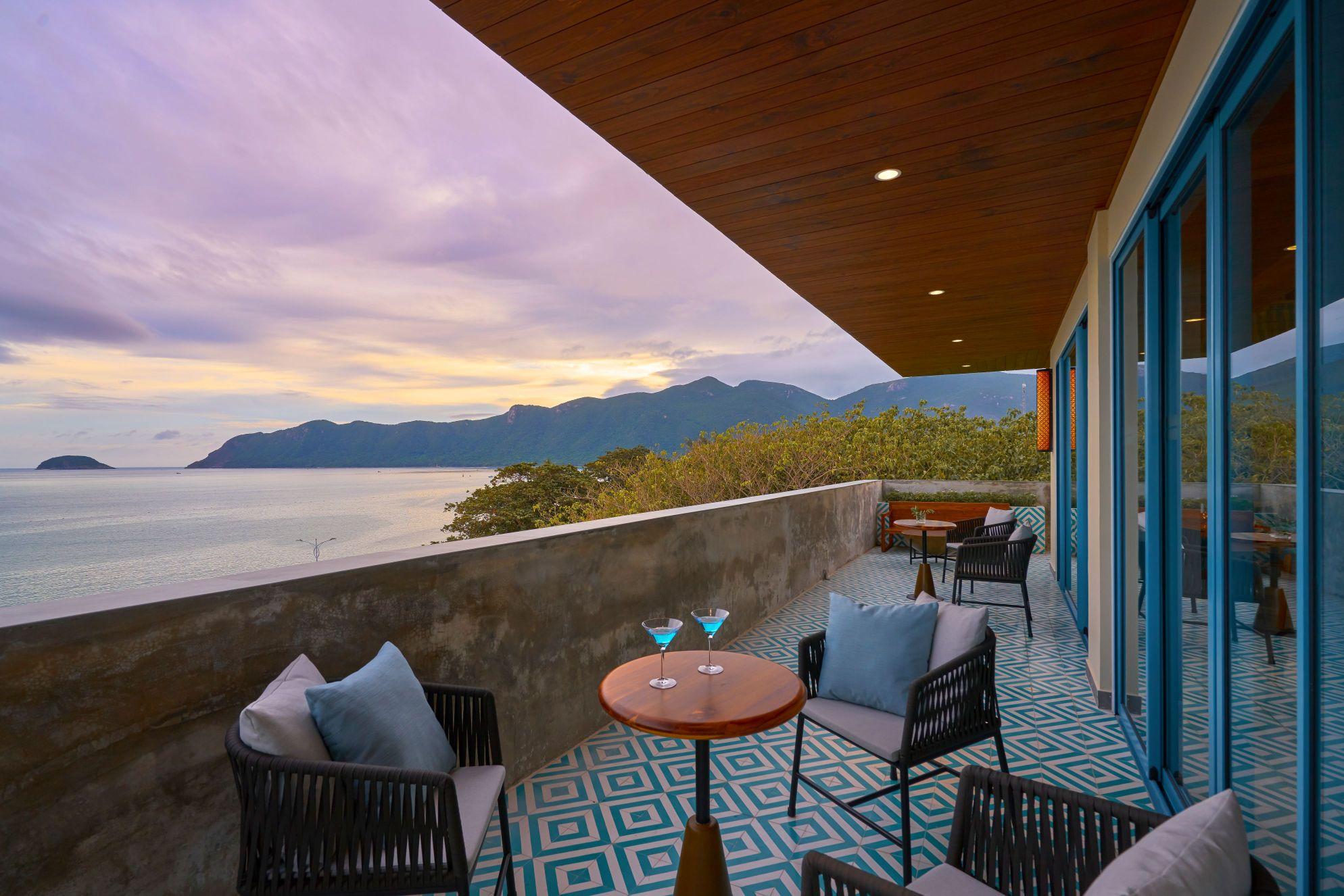 Sunset Lounge Trải nghiệm Hương Xuân Vị Tết và Valentine đáng nhớtại The Secret Côn Đảo