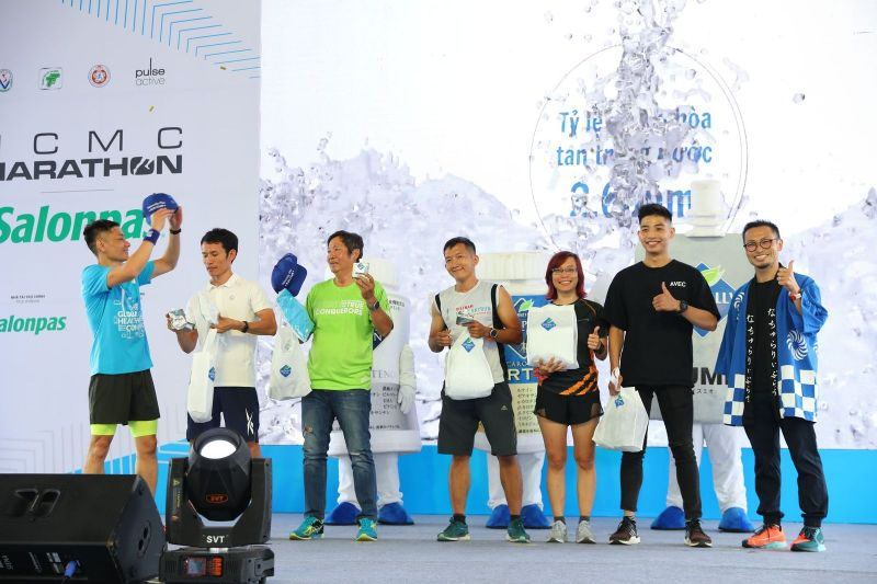VACUrbHg Salonpas HCMC Marathon khai mạc, hứa hẹn nhiều kỷ lục mới được xác lập