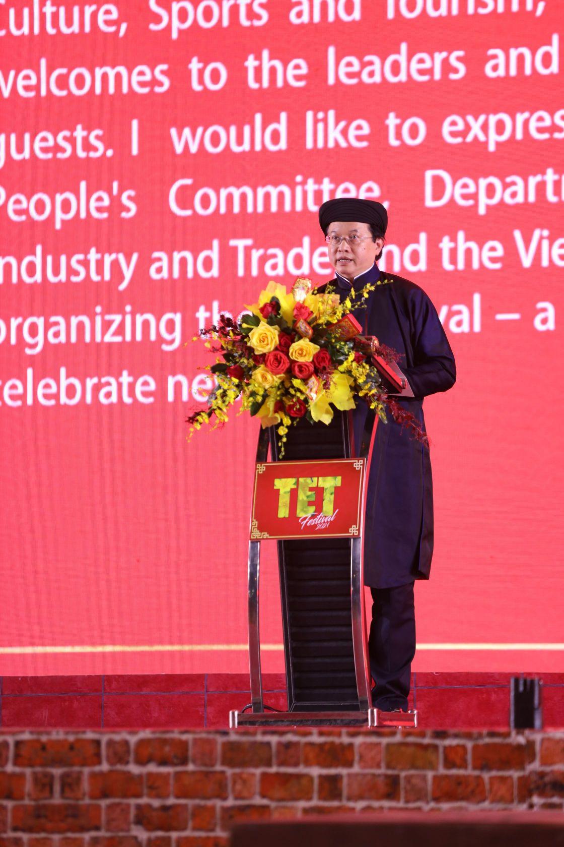 le hoi tet viet 2 Lễ hội Tết Việt 2021 chính thức khai mạc với nhiều hoạt động thú vị