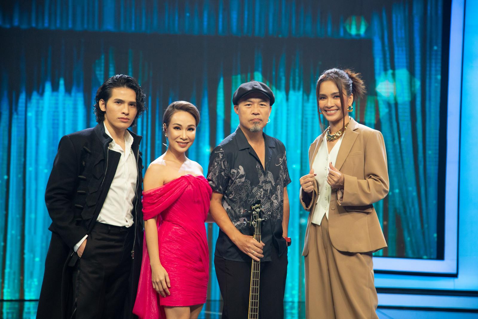 3 đội trưởng và giám đốc âm nhạc Thái Sơn Beatbox, Hữu Thanh Tùng, Kiều Ngân, Ngọc Hồ, Bi Max ... khoe giọng hát trong Trời Sinh Một Cặp mùa 5