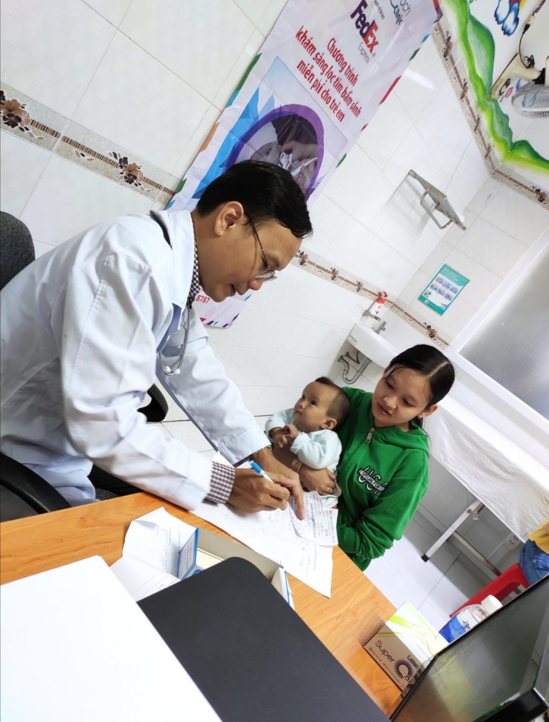 Screenshot 20210227 152325 FedEx Delivers Heartbeats tiếp cận các khu vực khó khăn để giúp đỡ trẻ em mắc bệnh tim bẩm sinh tại Việt Nam