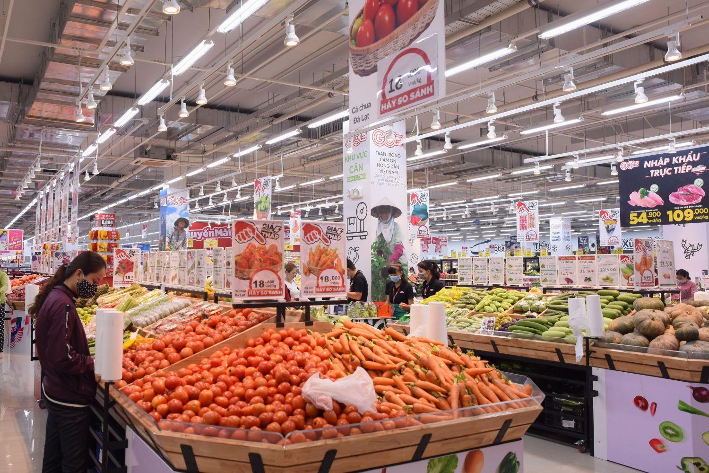 Đại siêu thị Big C 5 Đại siêu thị Big C đổi tên thành Đại siêu thị GO!: Khách hàng được mua sắm trong không gian hiện đại