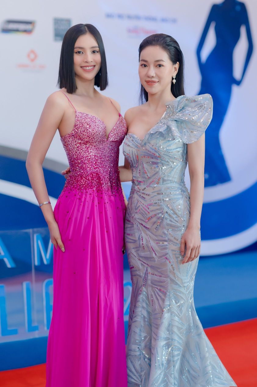 Trần Tiểu Vy làm giám khảo Miss World Vietnam là hiển