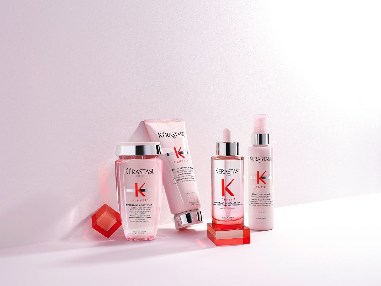 Các sản phẩm của Kérastase Genesis Kérastase Genesis   Lời giải đáp cho tình trạng rụng tóc của đại đa số phụ nữ hiện nay