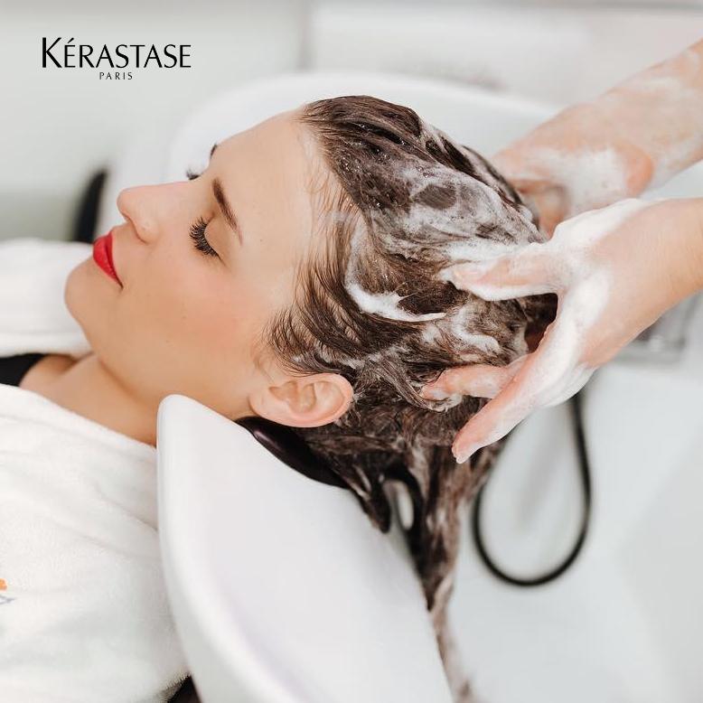 Dầu gội Kérastase Genesis được vinh danh Dầu gội tốt nhất năm Kérastase Genesis   Lời giải đáp cho tình trạng rụng tóc của đại đa số phụ nữ hiện nay