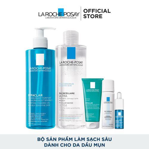 La Roche Posay 1 Những ưu đãi 8/3 hấp dẫn từ các thương hiệu làm đẹp danh tiếng