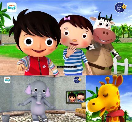 Little Baby Bum 2 Giải mã sức hút của Little Baby Bum   series thiếu nhi đạt 30 tỷ lượt xem toàn cầu