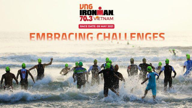 VNG IRONMAN 70.3 VIETNAM VNG IRONMAN 70.3 Vietnam trở lại Đà Nẵng với thông điệp đón nhận thách thức