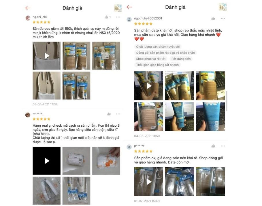 shopee 8 Soi nhanh 5 sản phẩm đình đám từ Senka và Anessa bán ào ào trên Shopee, liệu có đáng để mua!