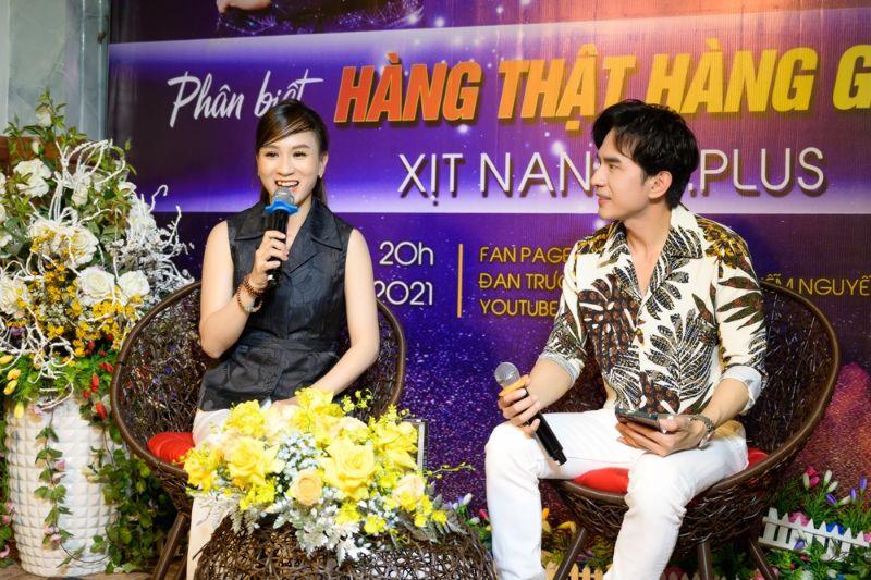 3. Dan Truong CEO Diem Nguyen 2 Đan Trường: Không hài lòng khi nhiều cơ sở vì lợi nhuận, bất chấp bán hàng nhái