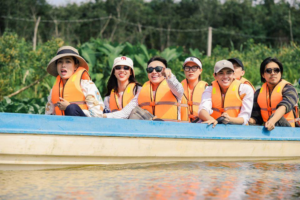 Duoc si Tien20 Dược sĩ Tiến xây cầu hơn3 tỉ bằng cát xê của Trang Trần trong phim Hạnh Phúc Máu