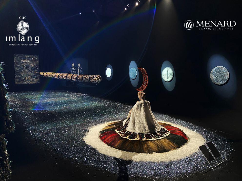 The Fashion Voyage 1 Menard: Hành trình kiến tạo những điểm chạm thương hiệu độc đáo