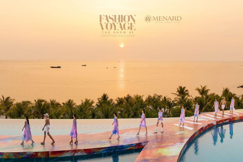The Fashion Voyage 3 1 Menard: Hành trình kiến tạo những điểm chạm thương hiệu độc đáo