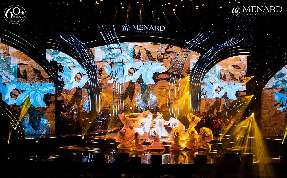The Fashion Voyage Menard: Hành trình kiến tạo những điểm chạm thương hiệu độc đáo