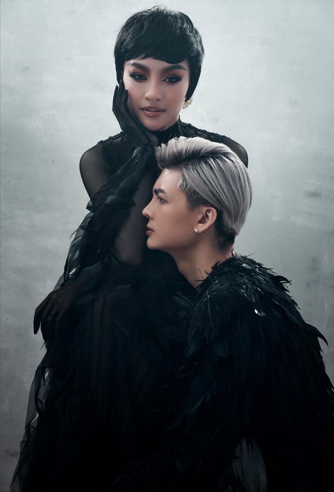 Screenshot 20210510 150441 Chiêm ngưỡng nhan sắc đầy mê hoặc của Á hậu Kiều Loan trong bộ ảnh mới toanh