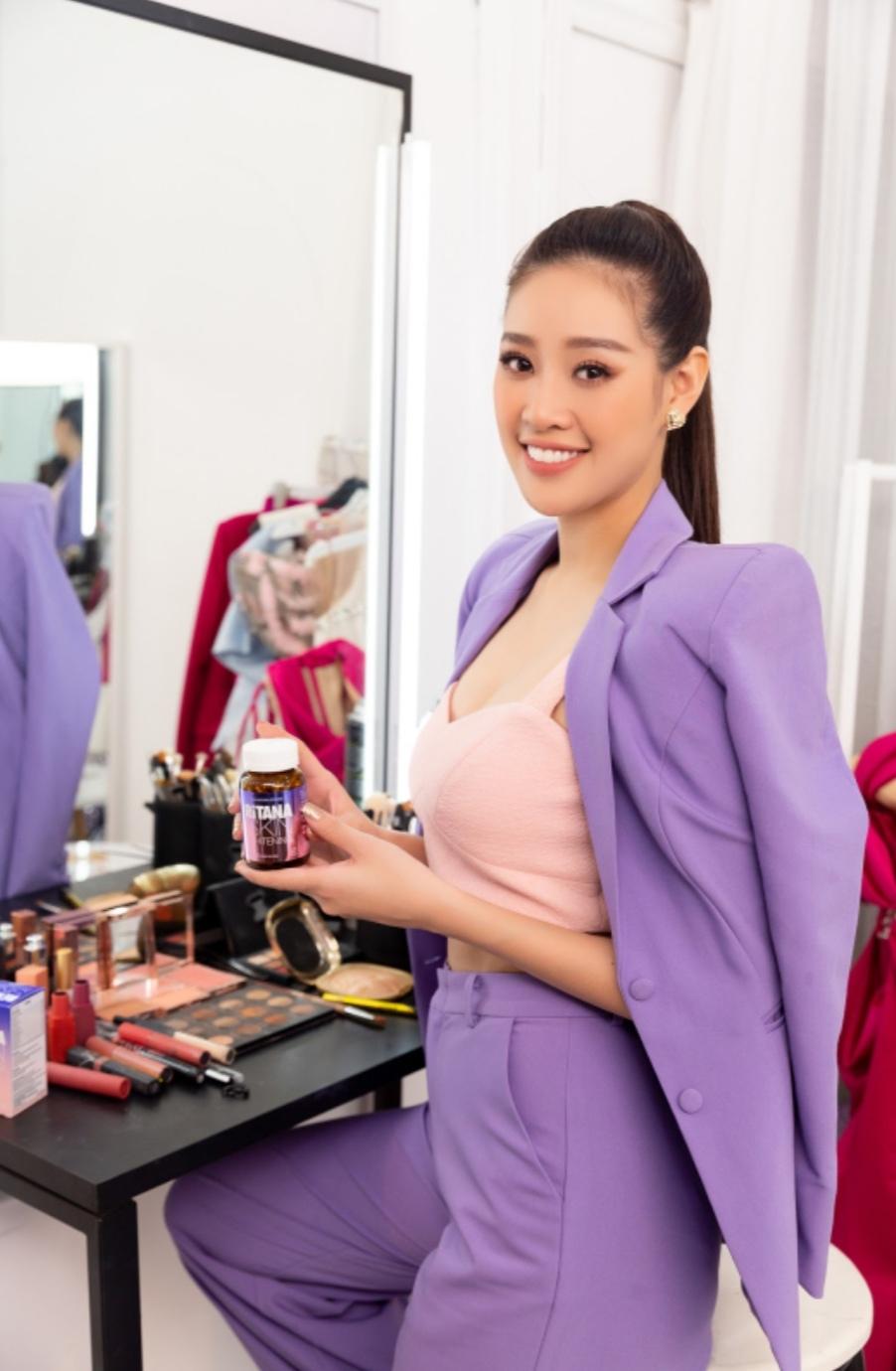 Screenshot 20210514 113305 Vì sao Khánh Vân được dự đoán sẽ đăng quang tại Miss Universe?