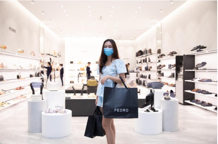 Screenshot 20210530 130113 PEDRO hạ cánh nơi Aeon Mall Tân Phú, khai trương cửa hàng thứ 20 tại Việt Nam