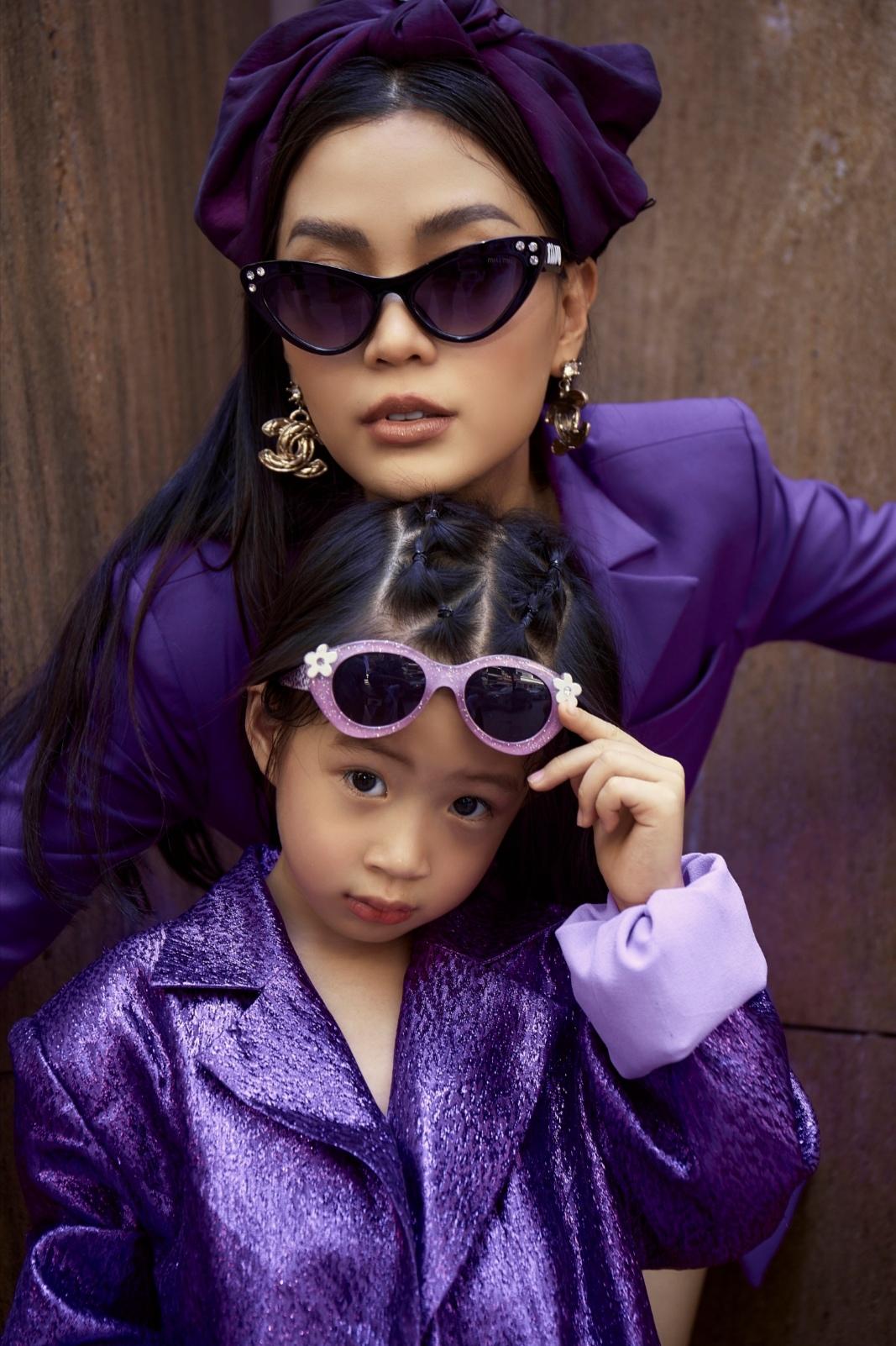 """Screenshot 20210531 094020 Khoe bộ ảnh mới cùng con gái, fan trầm trồ trước nhan sắc của """"hot mom"""" Diễm Trang"""