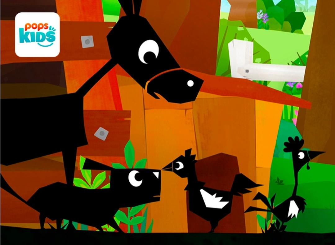 Screenshot 20210604 174823 Bé vui hè an toàn tại nhà với loạt series hoạt hình được yêu thích nhất