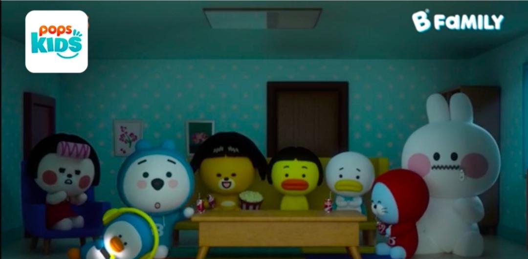 Screenshot 20210604 174859 Bé vui hè an toàn tại nhà với loạt series hoạt hình được yêu thích nhất