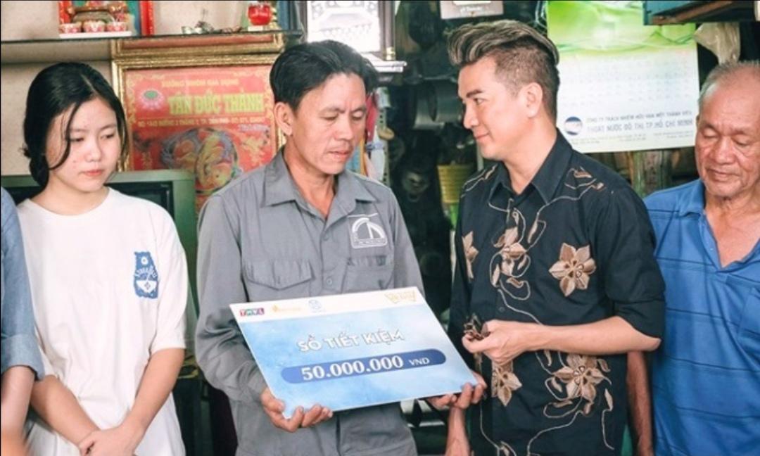 Screenshot 20210616 133341 Đàm Vĩnh Hưng tổng kết hành trình từ thiện 20 năm, khẳng định đã đóng tài khoản quyên góp từ thiện