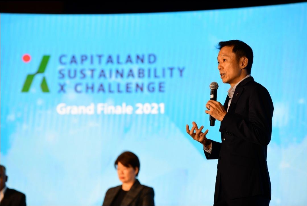 Screenshot 20210616 213750 CapitaLand công bố Quỹ Đổi mới trị giá 50 triệu đô la Singapore