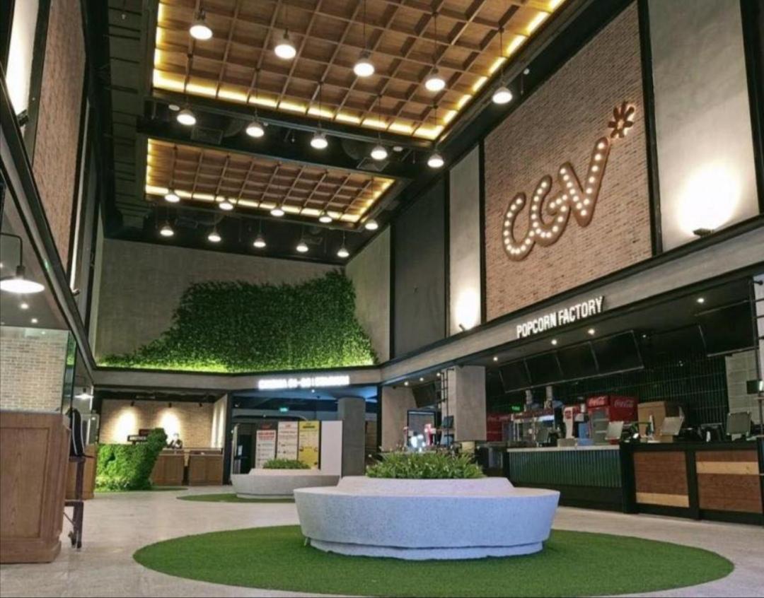 Screenshot 20210625 111252 CGV trình làng rạp chiếu phim trong rừng tại AEON Mall Hải Phòng