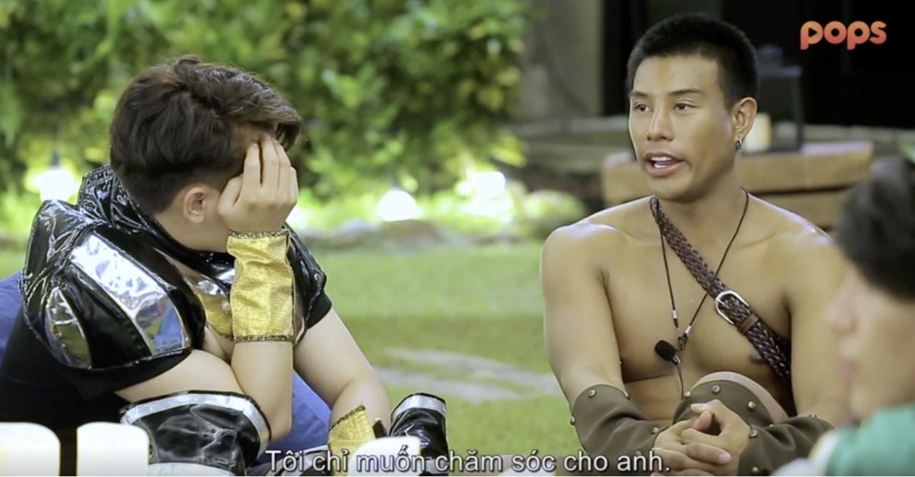 Show hẹn hò thực tế LGBT 'Bromance': Nam chính mặc kệ lời chỉ trích của mọi người, quyết giành lại tình cảm của mối tình thanh xuân