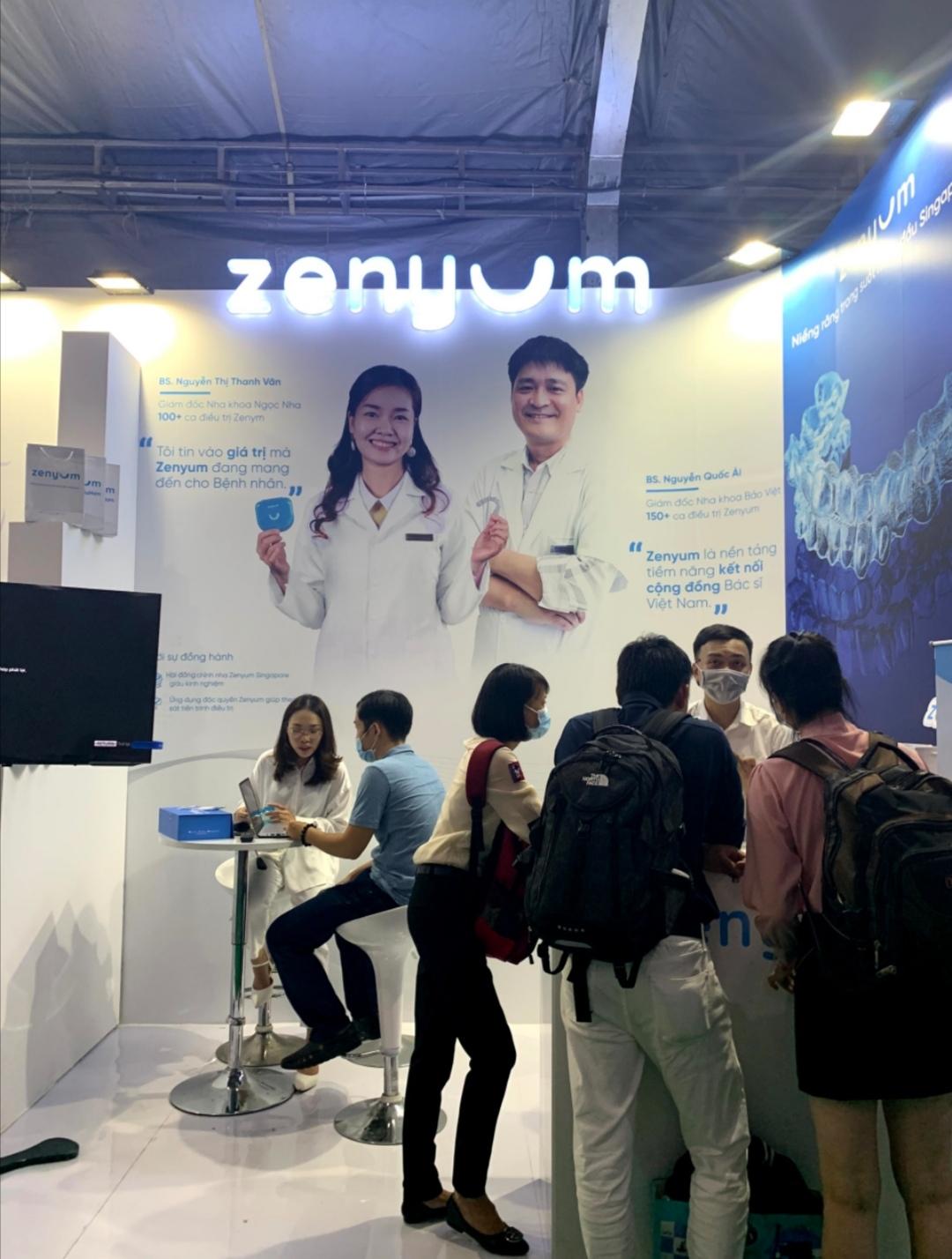 Screenshot 20210703 081847 ZENYUM – Start up Niềng răng trong suốt nhận được đầu tư khủng từ Quỹ L Catterton